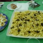 pasta con trufa de teruel