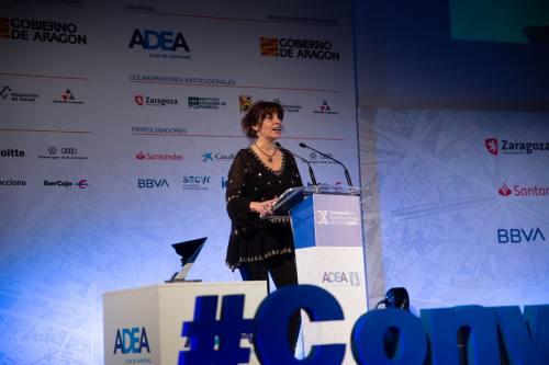 Raquel Herrero Premio ADEA 1
