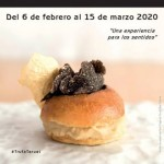 Cartel VIII JORNADAS GASTRONÓMICAS DE LA TRUFA NEGRA DE TERUEL 2020