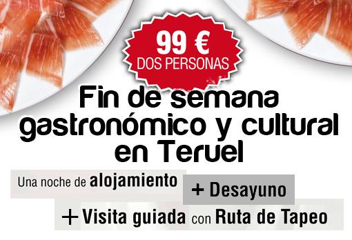 Visita Guiada por Teruel con Tapeo