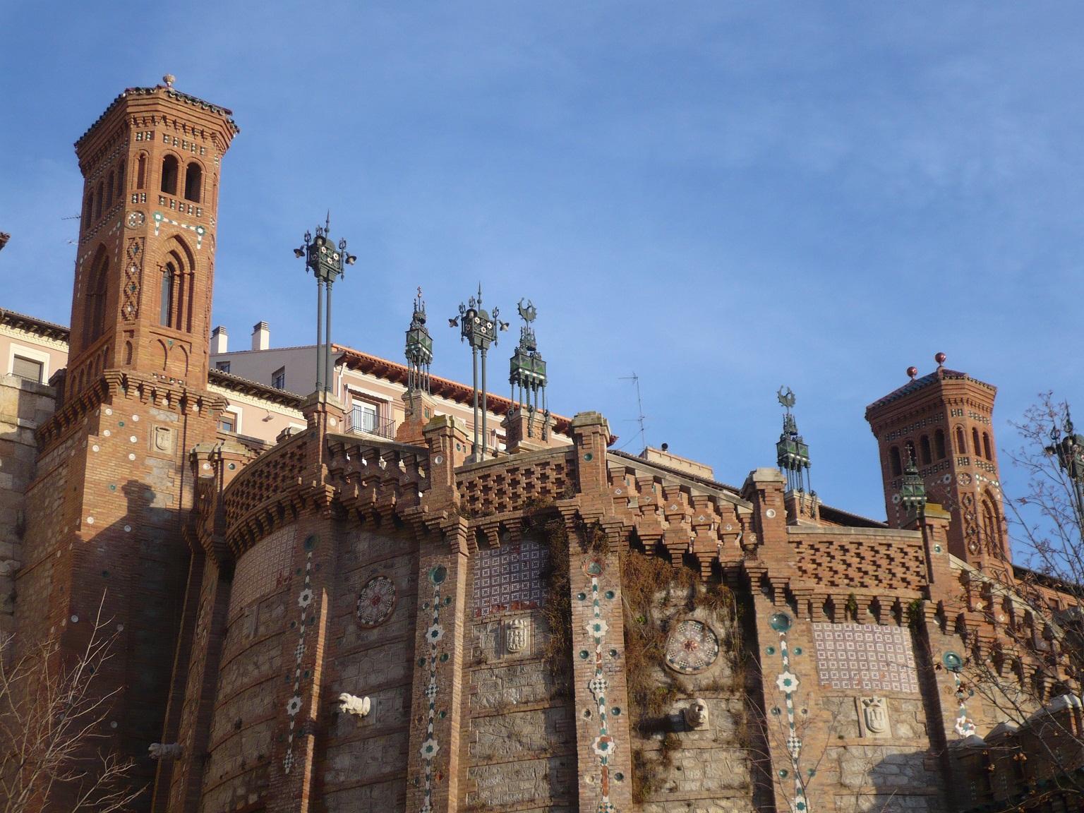 Los Amigos do Arqueoloxico de A coruña, de ruta por Teruel.