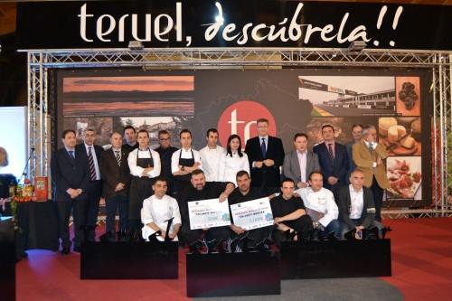 """JOSÉ MIGUEL SÁNCHEZ, ganador del VII Concurso Nacional de cocina """"Con Gusto Mudéjar"""""""