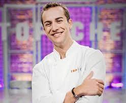 IVÁN HERNÁNDEZ BLÁZQUEZ concursante del programa de Antena 3: TOP CHEF, finalista en Teruel Gusto Mudéjar