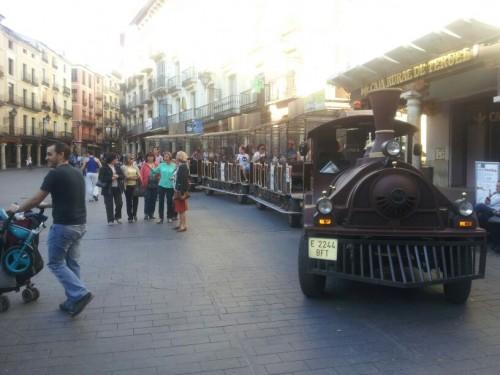 Súbete al Tren y descubre Teruel!