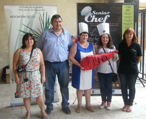 'Bacalao a la baturra', plato ganador de SeniorChef MORA DE RUBIELOS