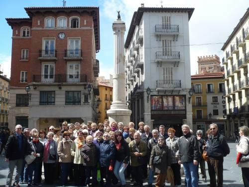 Que el frío no sea impedimento para visitar #Teruel