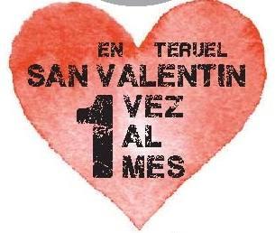 Teruel se posiciona como destino romántico en San Valentín