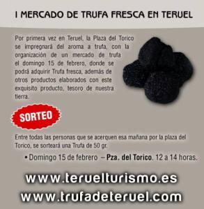 I Mercado Trufa