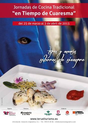 Jornadas de Cocina Tradicional «en tiempo de Cuaresma»