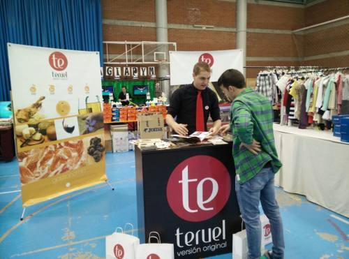 La oferta turística de la provincia de Teruel en la Feria Expo Mas