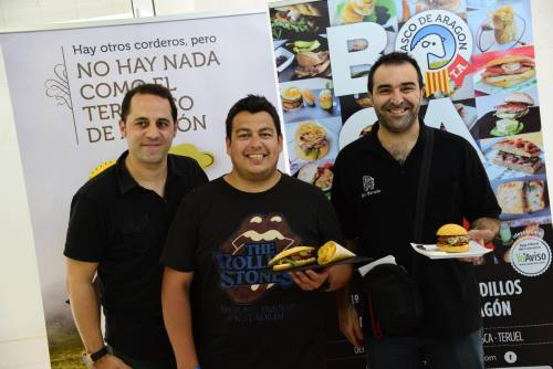 El Bar Torreón y el Pura Cepa, finalistas del Concurso bocadillos de Ternasco de Aragón