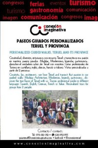 CONEXION VISITAS GUIADAS