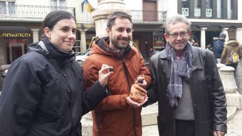 Irene y Javier de Lleida