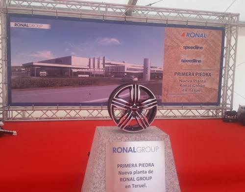 La multinacional Suiza RonalGroup incrementa su potencial en España con su nueva planta en Teruel