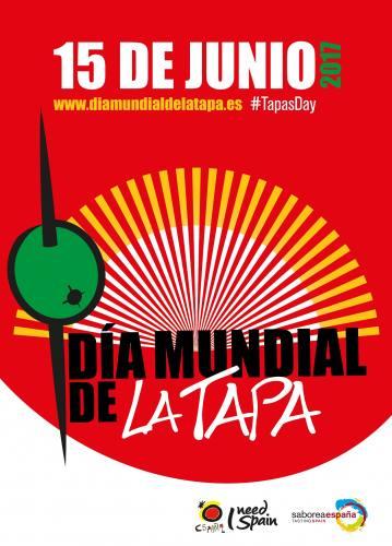 cartel #TapasDay-2017bis