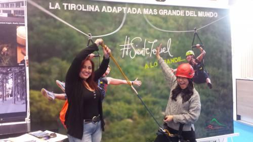 Teruel muestra sus encantos turísticos en Sevatur