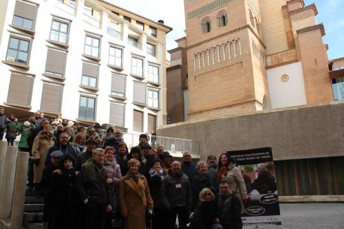 Trufa y visita guiada por Teruel para celebrar el amor