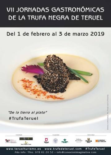 Un mercado sensorial el 3 de febrero, será el arranque de las Jornadas de la Trufa Negra de Teruel