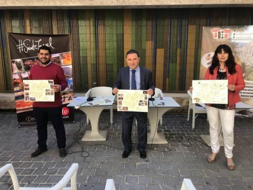 Cien mil salvamanteles contribuyen a promocionar la Provincia de Teruel