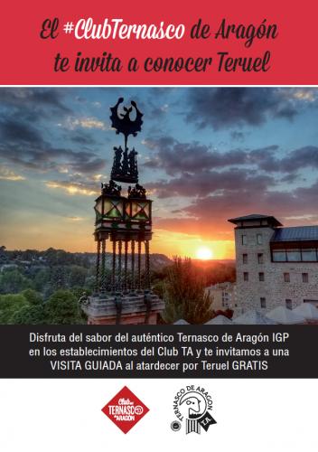 El Club Ternasco de Aragón te invita a conocer Teruel