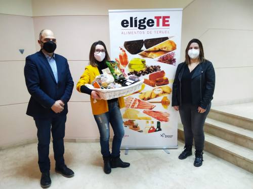 La campaña EligeTE/alimentos de Teruel se cierra con un balance muy positivo