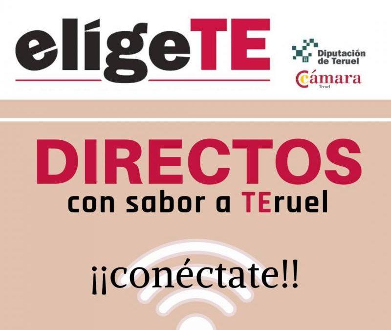 Directos Instagram CON SABOR A TERUEL #eligeteruel – alimentos de Teruel